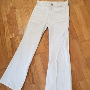 Gap Authentic Flare whit jeans